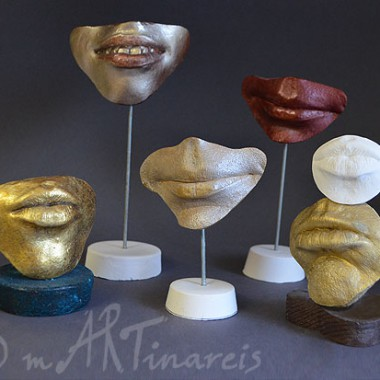 mouth casts