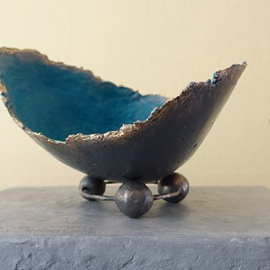 belly-bowl-paper-mache
